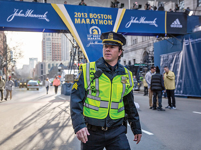 'Patriots Day': Does Mark Wahlberg's fictional treatment add anything?