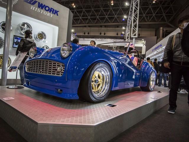 Old-School Cars – Tokyo Auto Salon 2017