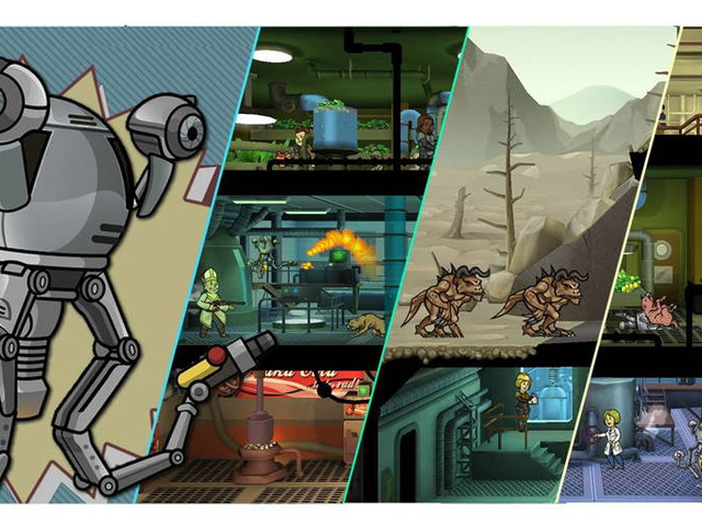 Fallout Shelter Arriving On Android 13th August