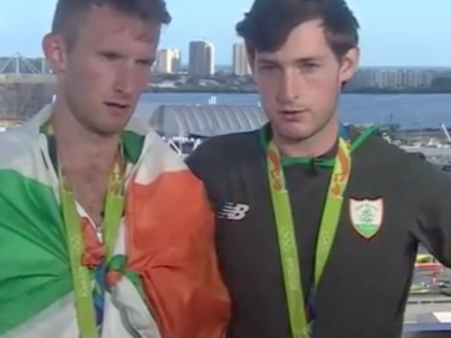 Irish Rowers Deserve Gold For Funniest TV Interview At Rio 2016
