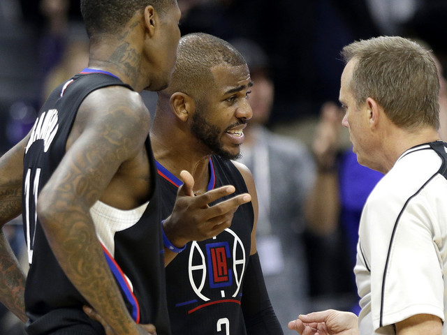 Five takeaways from the Clippers' victory over Sacramento