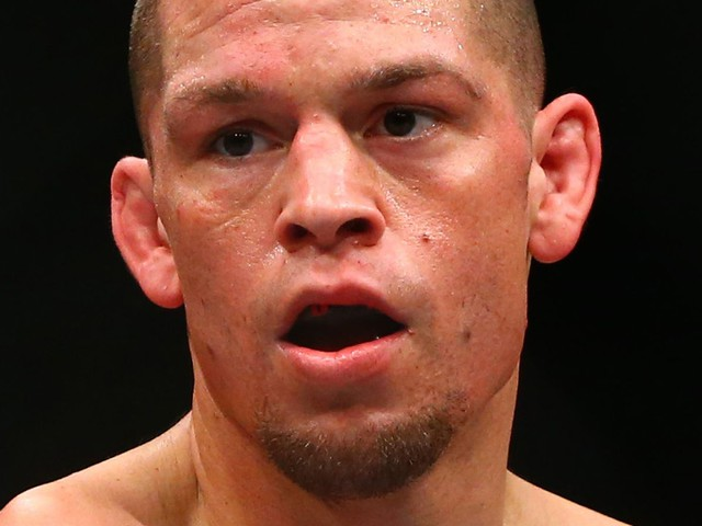 Videos: Nick and Nate Diaz in another brawl with Khabib Nurmagomedov's camp