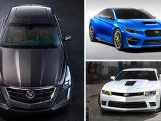 The 10 Must-See Debuts from the 2013 New York Auto Show: Hot Sports