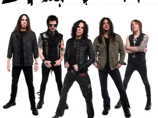 Video: New SKID ROW Lineup Performs In Tempe