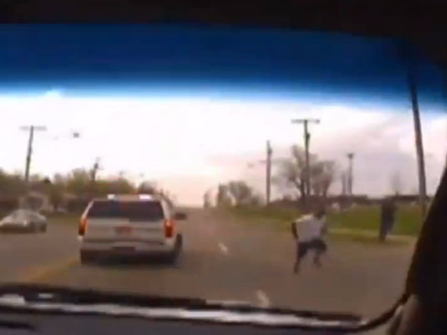 Shocking new video shows shooting of unarmed black man that Tulsa reserve deputy claims to be an accident