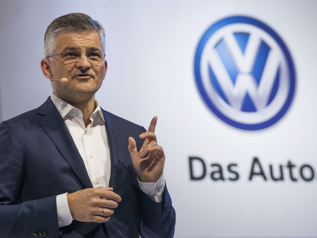 U.S. chief knew Volkswagen could be breaking emissions rules 18 months ago