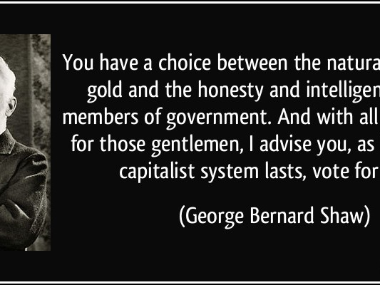 """Gold Is A Great Hedge Against Politicians"" – Goldman"
