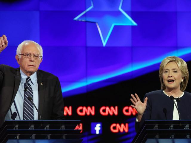 HUFFPOLLSTER: Bernie Sanders Wins Focus Groups And Social Media, But Hillary Clinton Wins Post Debate Polls