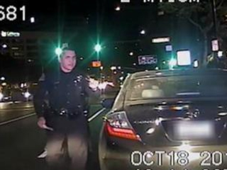 Video seems to counter actress Taraji Henson's claim son racially profiled