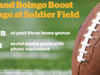 AT&T and Boingo Wireless Boost Event Day Mobile Internet Coverage at Soldier Field
