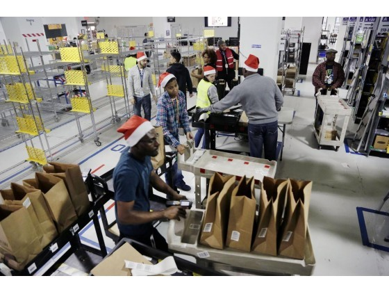 Want a job at Amazon? Company plans 100,000 jobs over 18 months