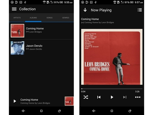 Microsoft's Groove Music hits Android, the web, and Sonos