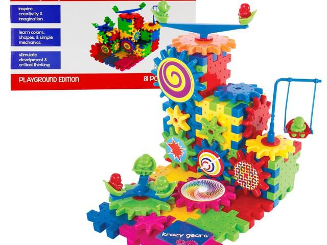 Gear Building Toy Set $18.95 (Reg. $24.95)