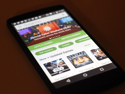 PSA: Android app video promos take center stage in the Google Play Store