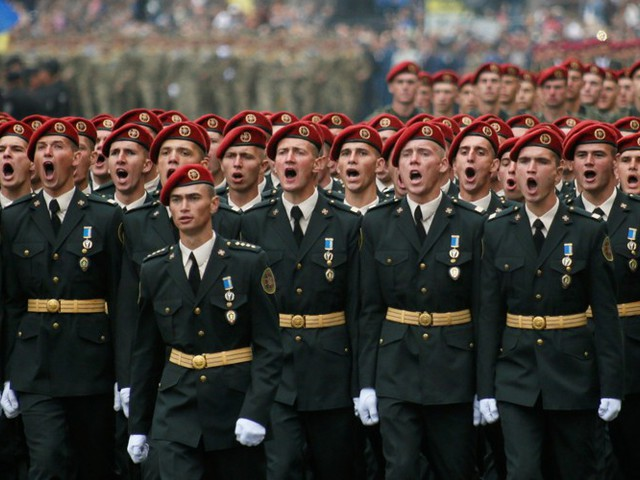 Ukraine's Bittersweet Independence Day