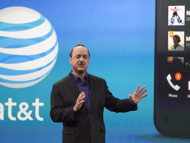 AT&T's De La Vega On Google Fi, Mobile Payments And The Fire Phone Failure