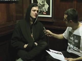 AVATAR's JOHANNES ECKERSTRÖM Speaks To UNITED ROCK NATIONS In Paris (Video)
