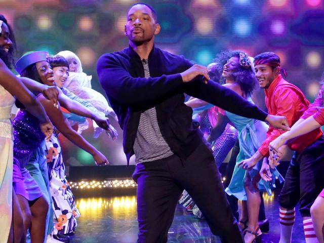 Will Smith Has Three Amazing Entrances On 'The Tonight Show'!