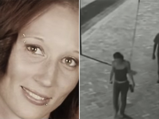 Video Shows Mom's Final Moments With Man Accused Of Strangling Her With Jeans