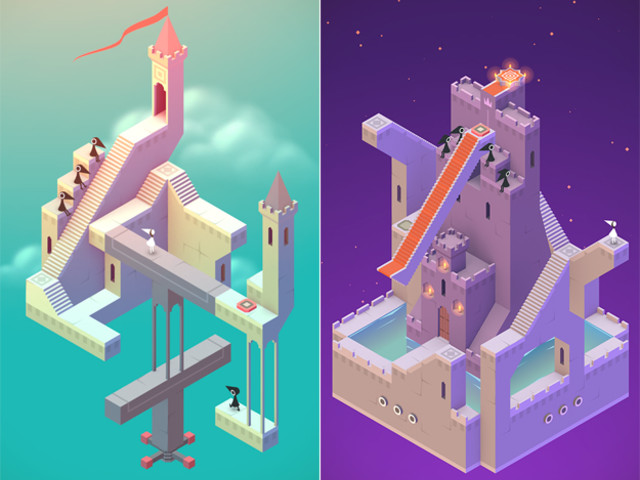 Amazon's Free Android App of the Day is One of the Best Games Ever Created: Monument Valley