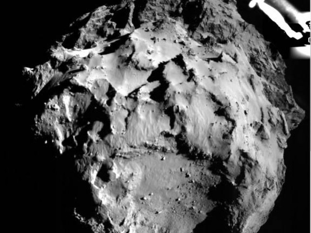 Philae Comet Lander May Not Send Back Data Anymore