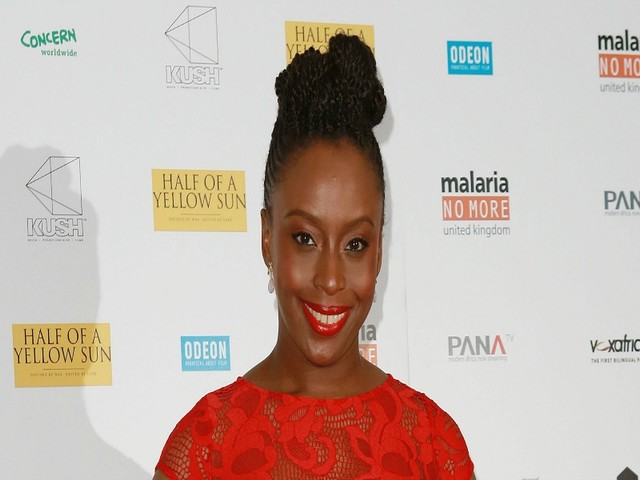 Chimamanda Ngozi Adichie Has A Love-Hate Relationship With Her Hair Just Like Us