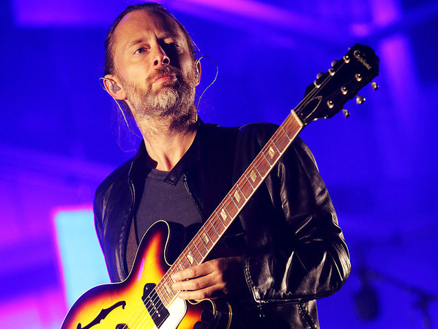 Thom Yorke of Radiohead Has a New Song - and It's 18 Days Long